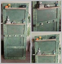 Ooit een antieke deur, nu een stoer meubel van CustomThijs