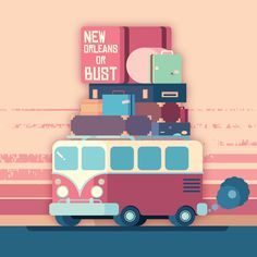 Alright everyone, I'm going on a little trip to New Orleans! See you all in a week! And hopefully I'll have some news for everyone when I get back! So stay tuned!