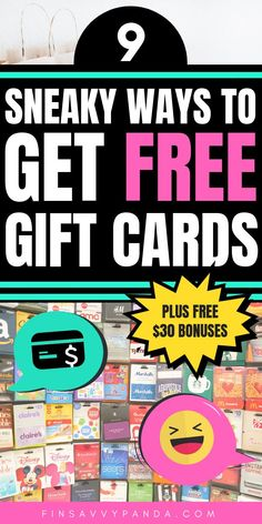 How to get free gift certificates online - Finsavvy Panda, Stuff For Free, Free Stuff By Mail, Freebies By Mail, Certificates Online, Get Gift Cards, Gift Card Generator, Gift Card Giveaway, Friend Birthday, Making Ideas