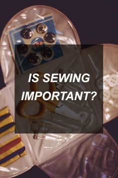 Is Sewing Important? | Survival Shelf | Survival & Preparedness Links