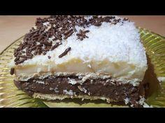 Εύκολο δροσερό γλυκάκι!!(γλυκό ψυγείου) - YouTube