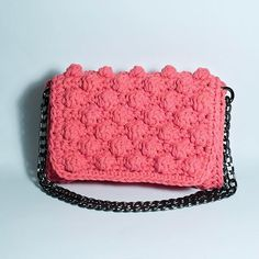 Britta splash in coral 🎀👜#handmade #crochet #bag #ss17 #handmadeingreece #greekdesigner #madeingreece #instabag #bagoftheday #crochetbag #crochetaddict #baglover #fashionbag #fashion #bagaddict #greekfashion #crochetbag #urbanqueen Crochet Bags, Coral, Spring Summer, Urban, Photo And Video, Instagram, Fashion, Crocheted Bags, Moda