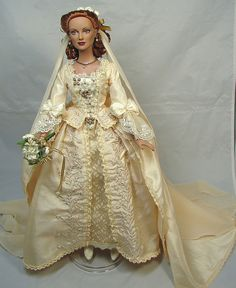 Tonner Abandoned Bride POTC | Flickr - Photo Sharing!