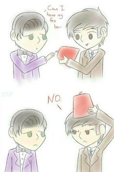 Can I have my Fez back?
