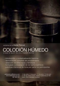 Atelier Petzval Collodion workshop Workshop, Atelier