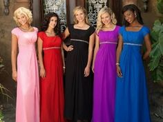Modest Bridesmaid Dresses - The Wedding SpecialistsThe Wedding Specialists