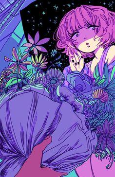 Witchsona: Flowers by celiere.deviantart.com on @DeviantArt