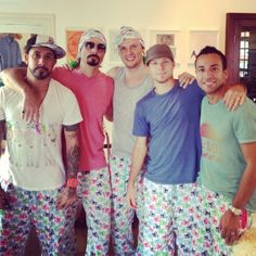 Twitter by @kevinrichardson: Day#19: Pajama Friday last day in the studio... for now.