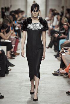 Défilé Chanel - collection croisière 2013/2014 - Singapour