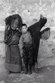 Mongolian traditional costumes, 1902