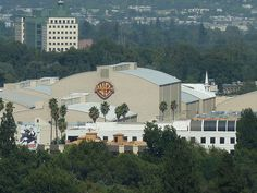 Warner Bros. Studios in Burbank, California