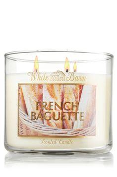 French Baguette 14.5 oz. 3-Wick Candle - Slatkin & Co. - Bath & Body Works