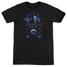 "Checkout our #LicensedGear products FREE SHIPPING + 10% OFF Coupon Code ""Official"" Sg1 / Sg1 Stargate Command - Adult Heather Ringer - Sg1 / Sg1 Stargate Command - Adult Heather Ringer - Price: $34.99. Buy now at https://officiallylicensedgear.com/sg1-sg1-stargate-command-adult-heather-ringer"
