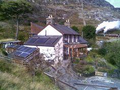 Bryn Elltyd sustainable tourism in UK