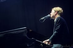 Photo concert de Tom Odell - Arènes - Nîmes - 18-07-2016