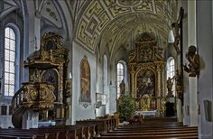 St.Andreas in Wolfratshausen