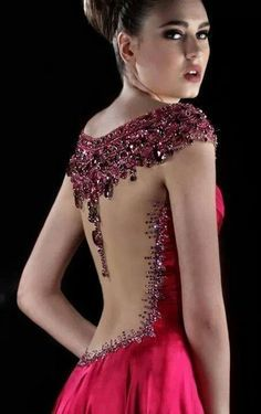 ♥STUNNING and this would make such a cool rhythmic leo