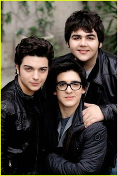 "Il VOLO - These guys are SO awesome! Great voices, and Great personalities!!!   Love how they sing ""O Sole Mio"""