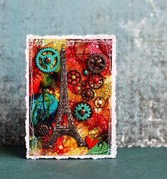 Creative Expressions Watercolor Atcs Atc S Artist border=