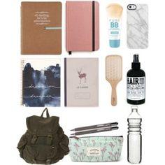 Hayley Marshall School Essentials