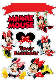 Mickey Mouse And Friends, Mickey Mouse Birthday, Mickey Minnie Mouse, Mickey Mouse Cake Topper, Photo Frames For Kids, Disney Princess Party, Image Fun, Scrapbook Stickers, Mouse Parties