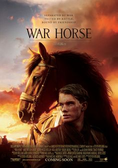 a great  Steven Spielberg movie and a great touching story...loved the scene when they cut the wires of the horse in battle that was funny :D