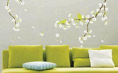 Tranh tường cực đẹp, đa dạng và phong phú. Có đủ các chủ đề: tranh tường teen, tranh tường lãng mạn, tranh tường cổ điển, tranh tường ngộ nghĩnh....