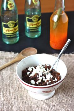 World's Best Vegetarian Chili