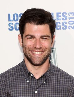 51 Hottest Jewish Men in Hollywood: Max Greenfield. I would literally date any one of these men.