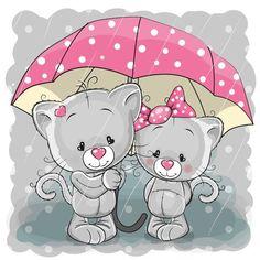 umbrellas.quenalbertini: Under a pink umbrella