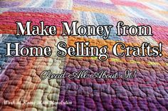Make Money from Home Selling Crafts!  / Read All About It!new socialnetwork site paid all post,likes,cmnt,share etc..per1ADZ=$0.02https://goo.gl/Ij6V5g