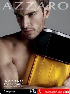 Un caballero siempre tiene que tener las mejores fragancias en #Flert tenemos las que más te gustan. Llévate la de #Azzaro con un aroma irresistible. #Atrévete #MeEncantaFlert.