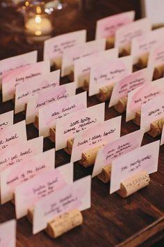 Inspiration: Märchenhaft Pastell Hochzeit mit Watercolor Details | Optimale Karten für Verschiedene Anlässe