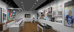 Polaroid Fotobar Stores coming in February 2013...plug in and print great photos on the spot