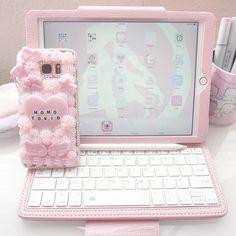❤ Kawaii Box ❤ The Cutest Subscription Box ❤ Pink Love, Cute Pink, Pretty In Pink, Pastel Pink, Pastel Colors, Kawaii Bedroom, Gamer Room, Everything Pink, Kawaii Cute