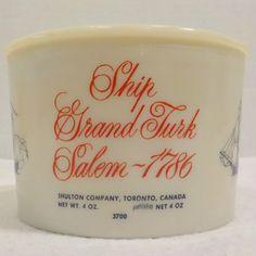 Old Spice Shaving Mug Vintage Ship Grand Turk, Salem 1786 Shulton Vintage Photo Album, Vintage Photos, Cool Coffee Cups, Rappelling, Old Spice, Old Maps, Home Security Systems, After Shave, Wells