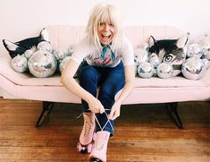 Girl Boss Jen Gotch of ban.do - Inspired by This