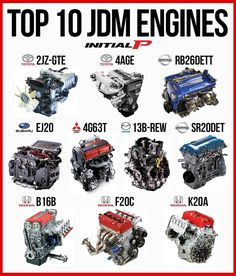 Best JDM engines ever made Tuner Cars, Jdm Cars, Jdm Engines, Race Engines, Nissan Silvia, Japan Cars, Car Engine, Nissan Skyline, Sport Cars