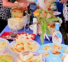 With a little effort and a lot of planning, you can make food for your wedding that will blow catered options away!
