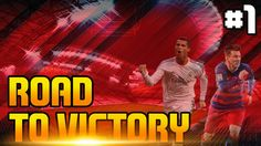 ROAD TO VICTORY #1 | DREAM LEAGUE SOCCER - http://tickets.fifanz2015.com/road-to-victory-1-dream-league-soccer/ #SoccerMatch
