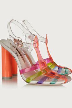 Almoraima: Los zapatos de muñeca de Sophia Webster