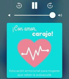 Hoy me topé con este podcast. Y por pura curiosidad inicié a escucharlo. Está padre. #conamorcarajo