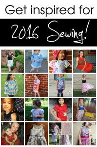 Who wants some 2016 sewing inspiration? New on the blog is a round up of your fav 2015 Mummykins & Me Sewing Pattern sews... check it out, get inspired and enjoy :)