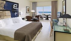 Accommodation in a Superior room at the H10 Estepona Palace