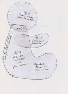 Pin by Nanny on Navideño Christmas Wood, Christmas Snowman, Christmas Projects, Christmas Holidays, Christmas Decorations, Christmas Ornaments, Felt Ornaments Patterns, Felt Patterns, Pdf Patterns
