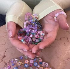 Etsy Jewelry, Cute Jewelry, Resin Jewelry, Beaded Jewelry, Grunge Accessories, Handmade Accessories, Jewelry Accessories, Nail Ring, Beaded Anklets