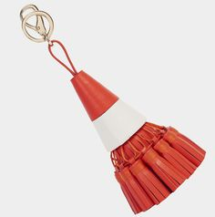 Traffic Cone tassel