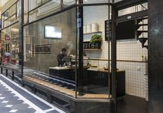 Standing Room Royal Arcade - Broadsheet Melbourne #cafe