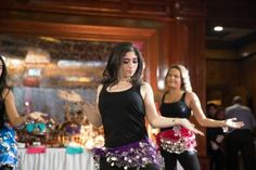 My daughter's Sweet 16 belly dance