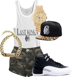 """""""Last Kings 2"""" by officialniecey ❤ liked on Polyvore"""
